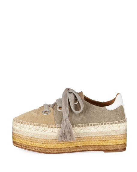 Qai Platform Espadrille Sneaker