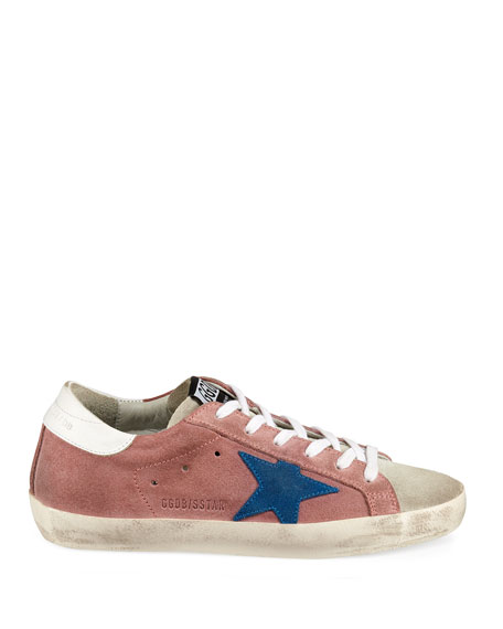 Superstar Suede Low-Top Sneaker
