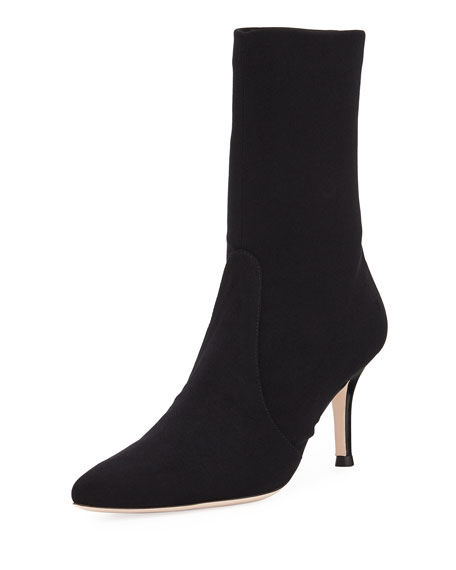 Axiom Stretch-Sock Bootie