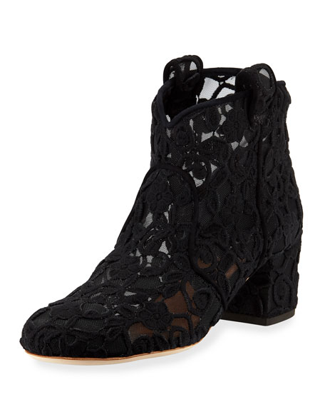 50mm Lace Bootie