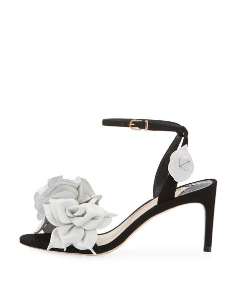 Jumbo Lilico Mid-Heel Sandal