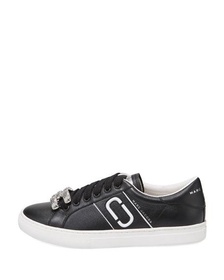 Empire Chain-Link Platform Sneaker