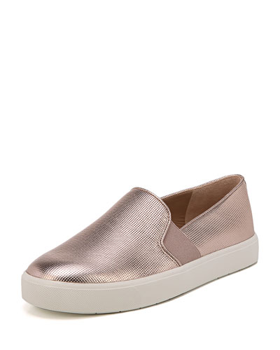 Blair Pixel Embossed Platform Sneakers