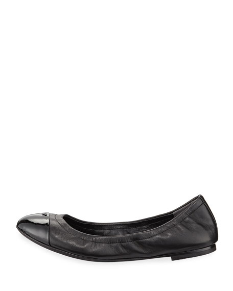 Shelby Leather Ballet Flat