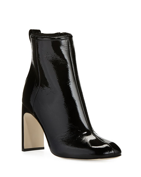Rag & Bone Ellis Patent Leather Ankle Boot