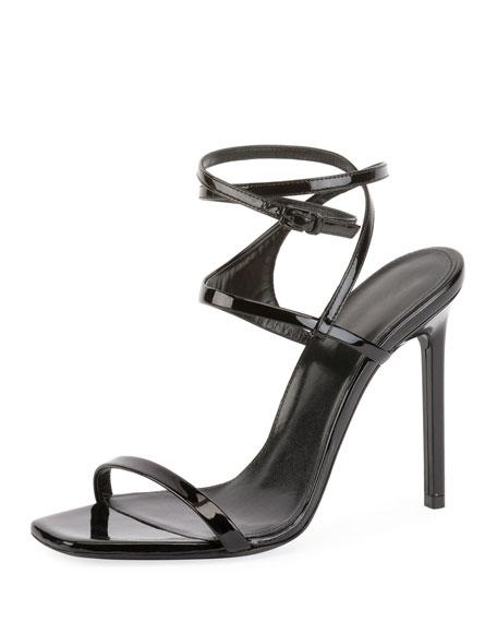 Amber Edie Patent Sandal