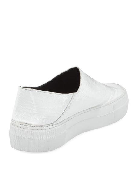 Charlie Leather Platform Sneakers