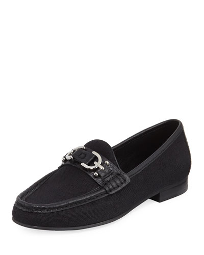 Suzy Canvas Comfort Loafer
