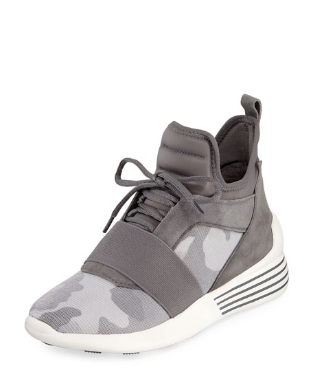 Kendall + Kylie Braydin 4 High-Top Trainer Sneaker