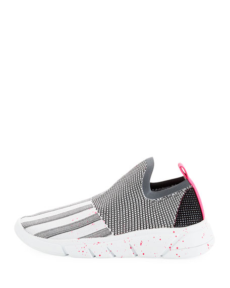 Caleb Knit Mesh Sneaker
