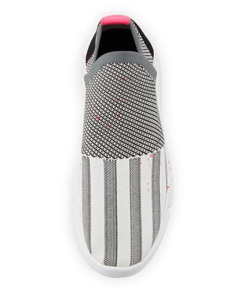 Caleb Knit Mesh Sneakers
