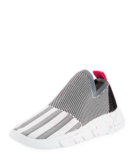 Kendall + Kylie Caleb Knit Mesh Sneaker