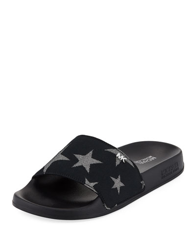 Sia Star Slide Pool Sandal