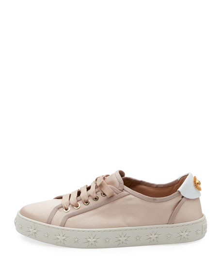 L.A. Satin Star-Platform Sneakers