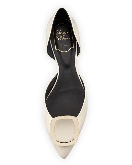 Chips d'Orsay Ballet Flats