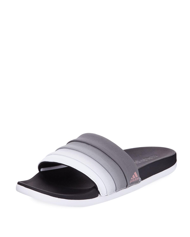 4039867ca9e Adidas Adilette Ombre Comfort Slide Sandals