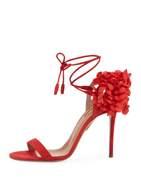 Lily Of The Valley Sandal