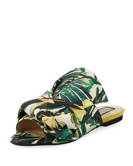 oversized bow flat sandals - Green N</ototo></div>                                   <span></span>                               </div>             <section>                                     <section>                                             <section>                                                     <section>                                                             <ul>                                                                     <li>                                     <a href=