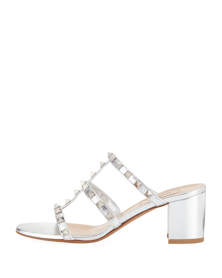 Rockstud Slide City Sandal
