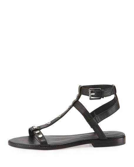Sandy Studded Strappy Sandal