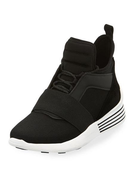 Kendall + Kylie Braydin High-Top Trainer Sneaker