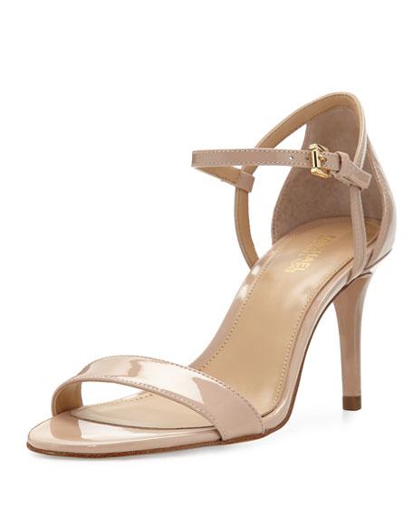 MICHAEL Michael Kors Simone Patent Sandal