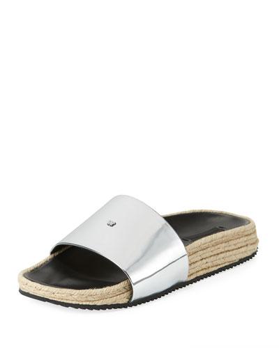 Suki Espadrille Slide Sandal