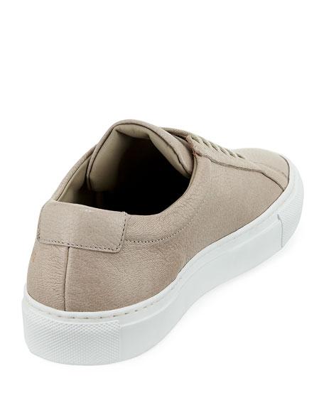 Original Achilles Low-Top Premium Sneaker, Taupe