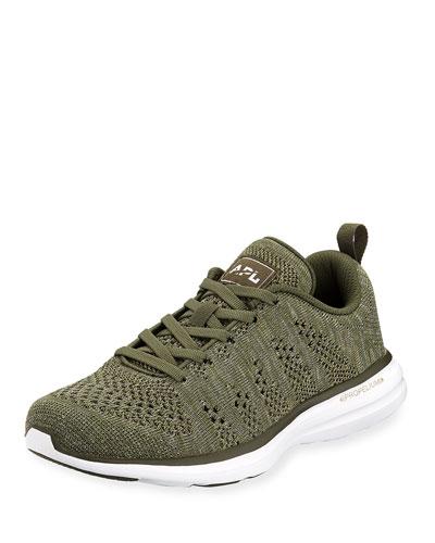 Techloom Pro Knit Mesh Sneaker