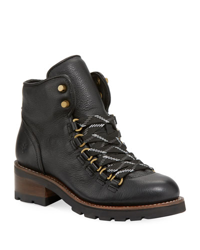 Alta Leather Hiker Boot