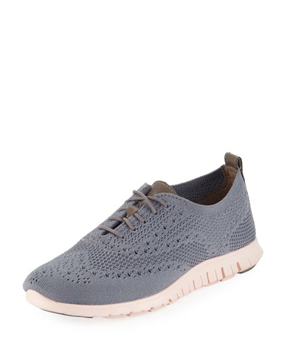 ZeroGrand StitchLite Oxford, Gray