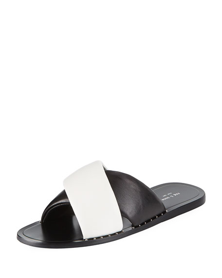 Keaton Colorblock Slide Sandal