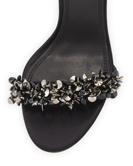 Logan Embellished 85mm Sandal