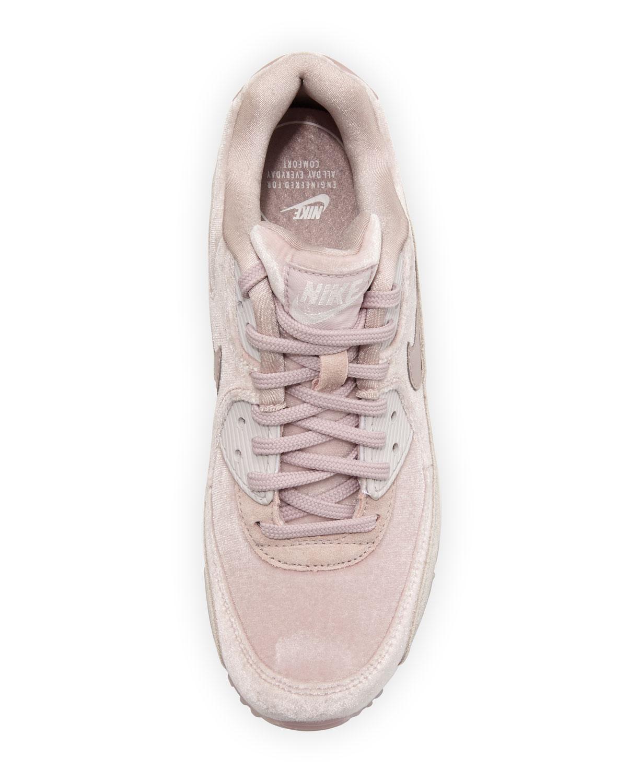 410f3b666b Nike Air Max 90 LX Mixed Sneakers | Neiman Marcus