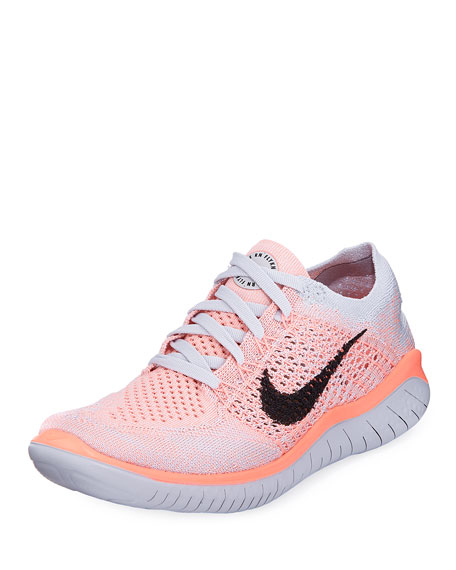 Nike Women's Free Run FlyKnit Sneaker