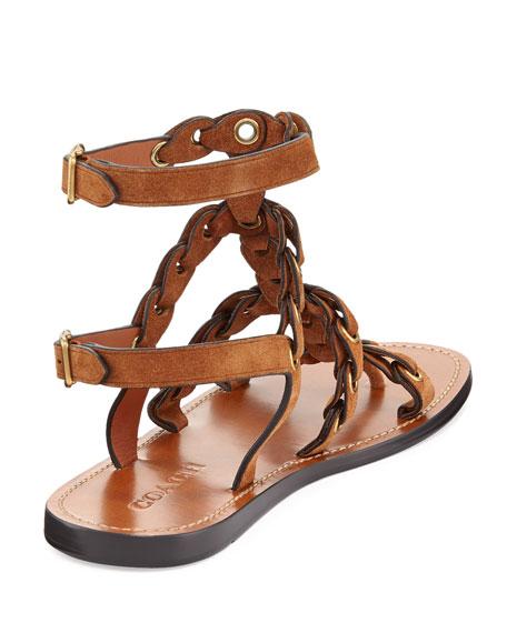 Link Gladiator Flat Sandal