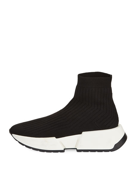 Knit Pull-On Ankle Jogger