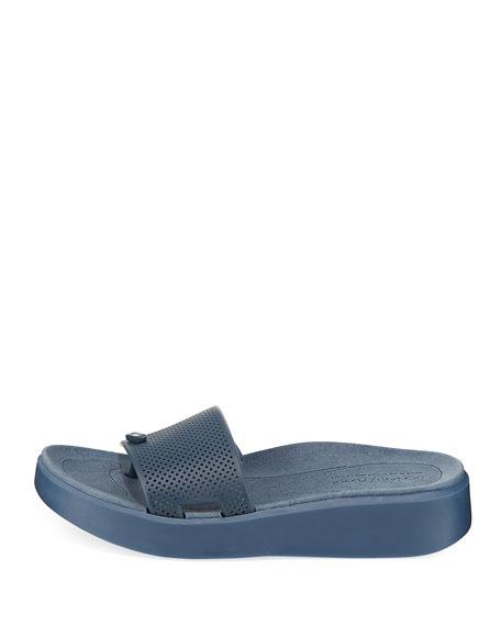 Bondi Platform Jelly Sandal
