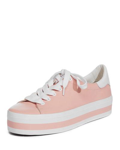 Ezra Lace-Up Platform Sneaker