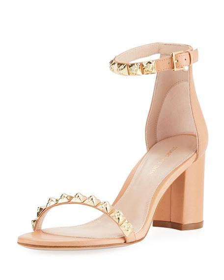 Stuart Weitzman 75ROSEMARIE Embellished Sandal