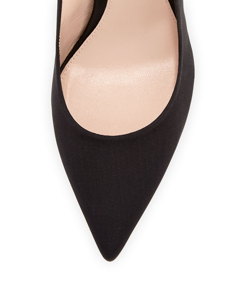 Chicster Grosgrain High Pump
