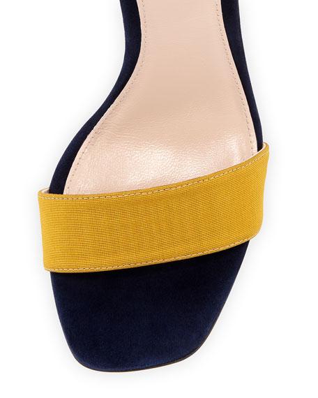 Kimly Chic City Colorblock Sandal