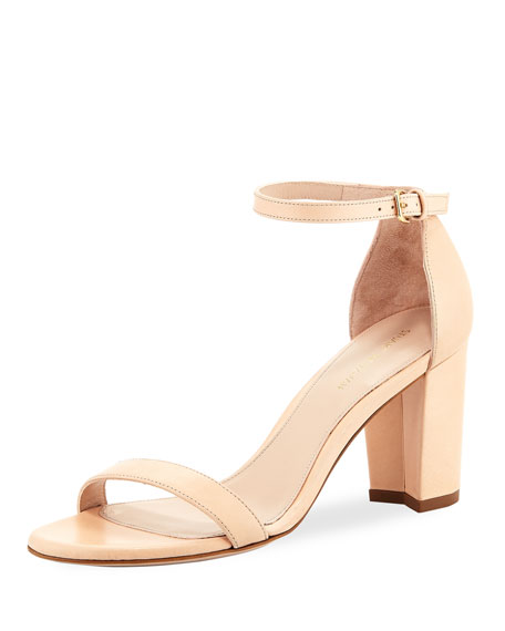 NearlyNude Napa City Sandal