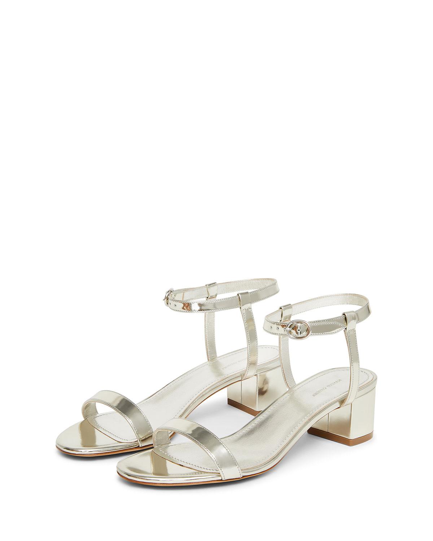 a17a58f725c2 Mansur Gavriel Mirrored Ankle-Strap Sandal