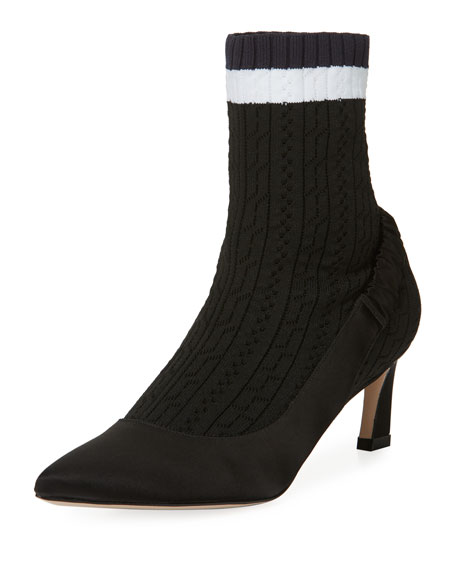 Sockette Sock Pump Bootie