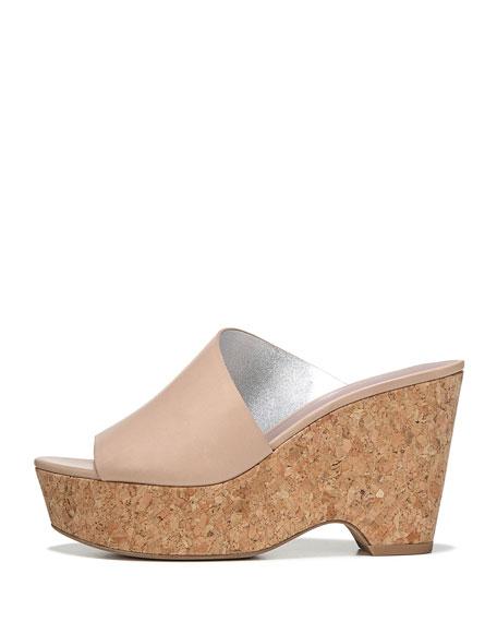 Bonnie Wedge Platform Slide Sandal