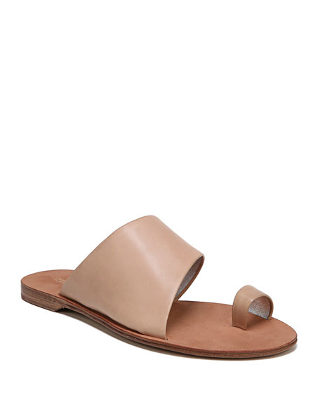 Brittany Cappuccino Toe Ring Sandal from 6PM.COM