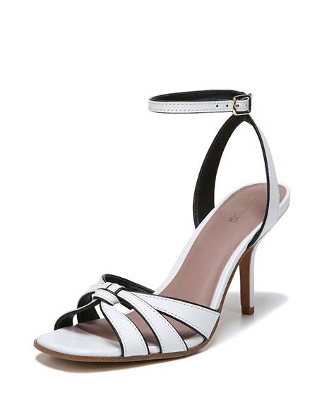 Diane von Furstenberg Felicity Ankle-Strap Sandal