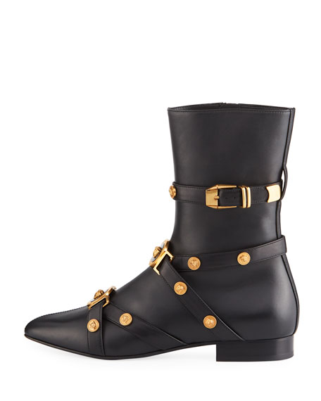 Tribute Belted Buckle Boot