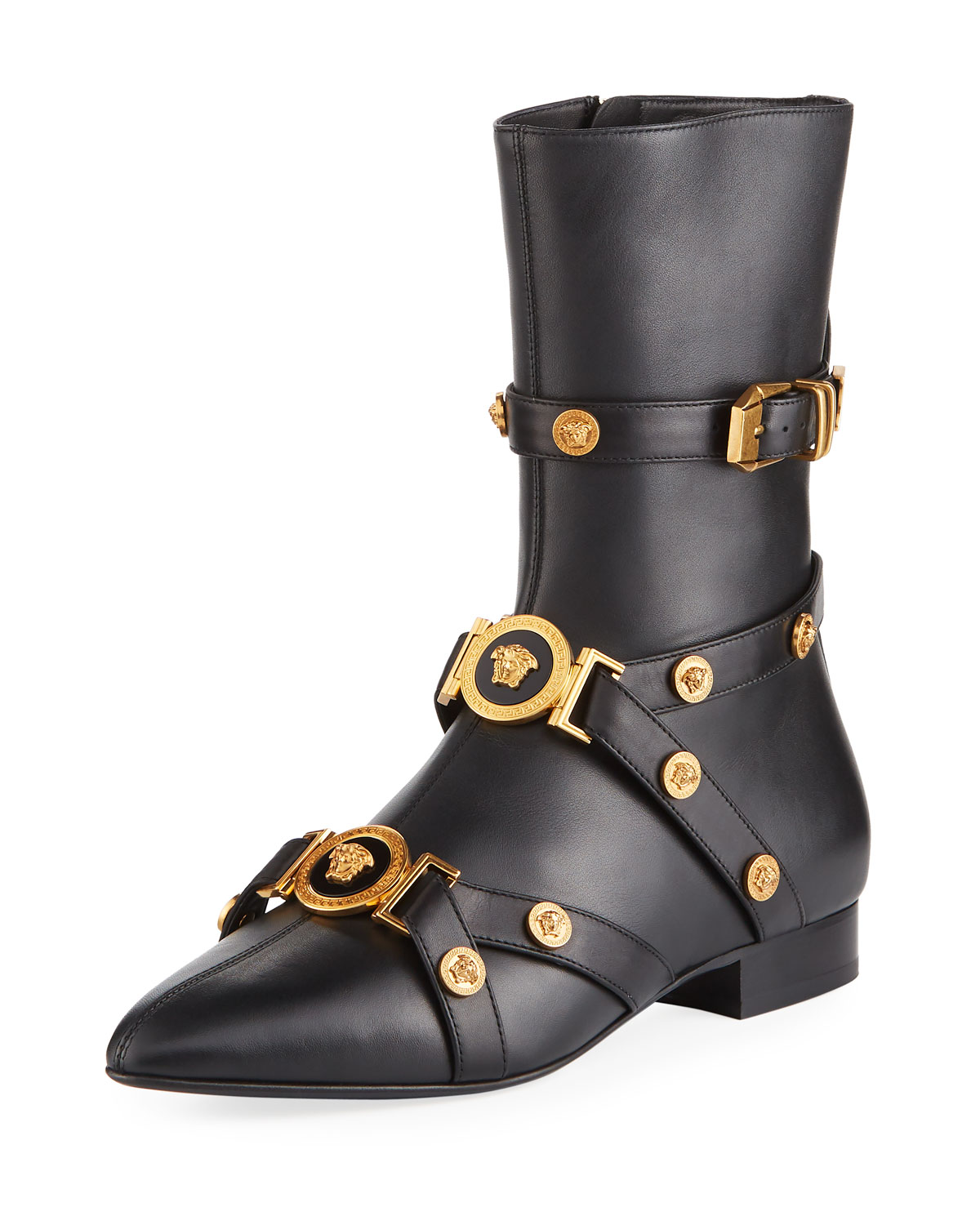 8d829c89 Tribute Belted Buckle Boot